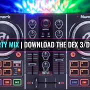 Numark Party Mix Map for PCDJ