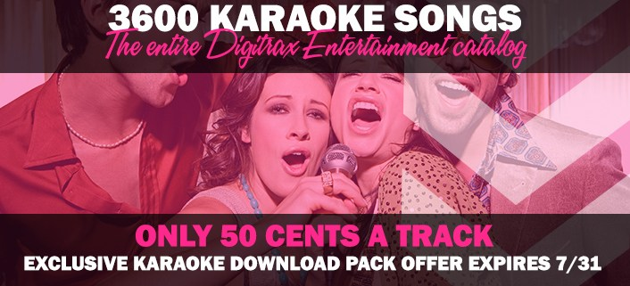 Download 3600 karaoke songs