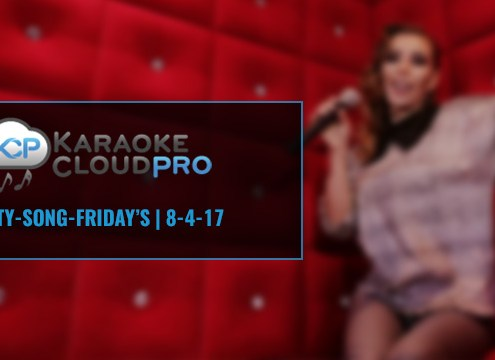 Karaoke Cloud Pro 50 Songs 8-4-17