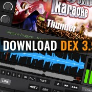 DEX 3.9.0.6 DJ mixing software update