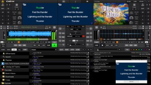 DEX 3.9.0.6 Mixing Software Screen Shot