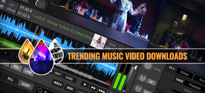 The Video Pool Trending Music Video Downloads For Video Mixing 10