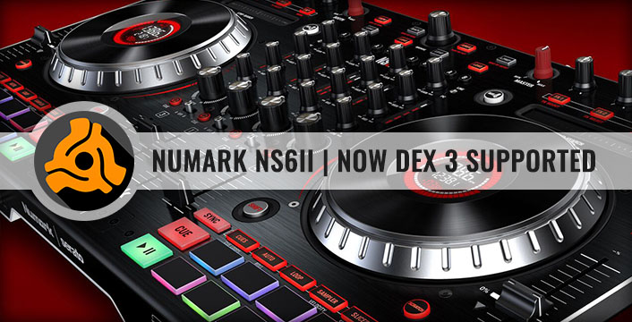 numark ns6 software download free