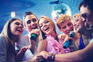 karaoke singers signing to karaoke subscriptions