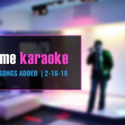 Party Tyme Karake subscription update 2-16-18