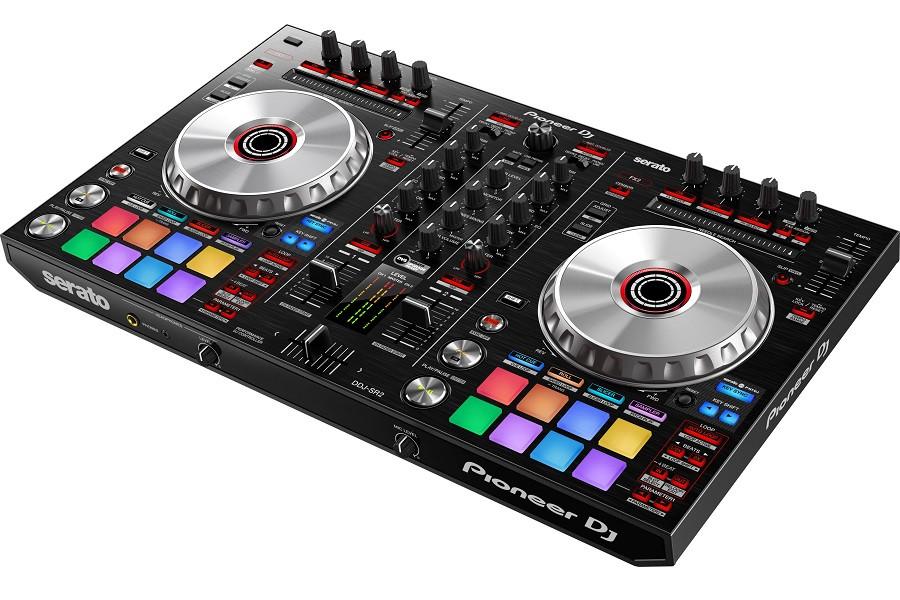 DJ Controllers   Pioneer DJ DDJ-SR2 Now DEX 3 DJ Software