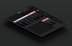 iPad DJ app DJ DEX