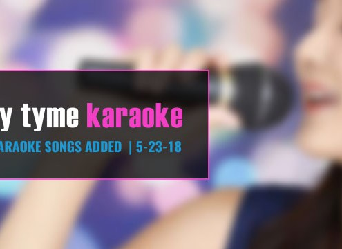 karaoke subscription update 5-23-18