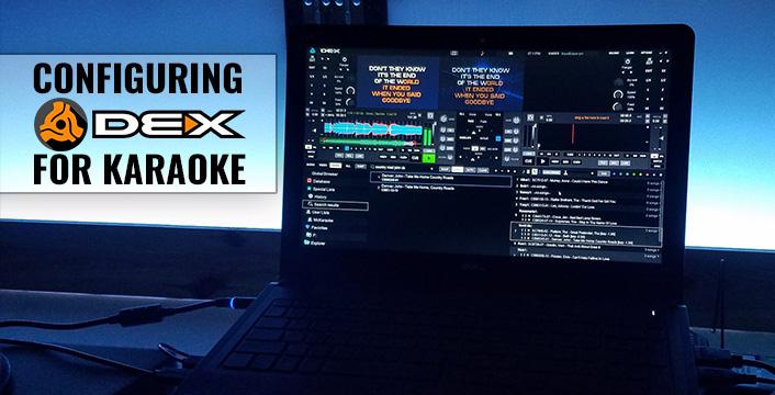 DEX 3 Pro Tip | Ideal Settings for Karaoke Events | PCDJ