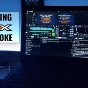 Configuring DEX 3 for karaoke use