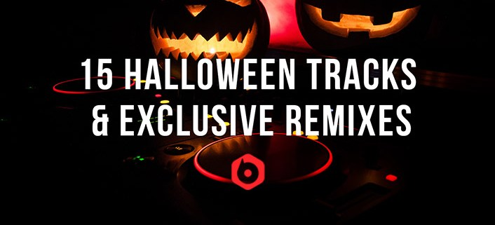 Halloween DJ playlist 2018
