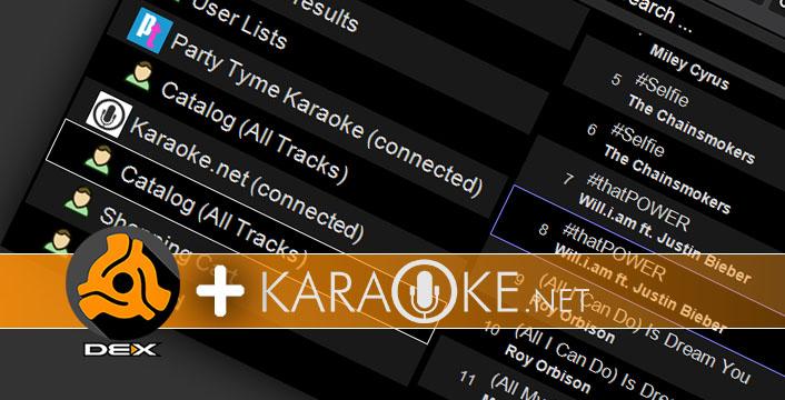 DJ Software | Download DEX 3 Version 3 12 0 2 Now -- with Karaoke