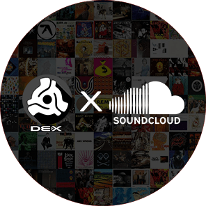 DEX 3 DJ Software with SoundCloud Go+ Support