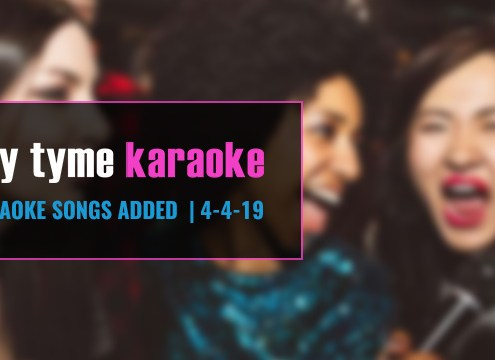 new karaoke songs added to karaoke subscription
