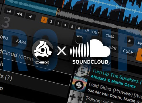 Tips for using SoundCloud with DEX 3