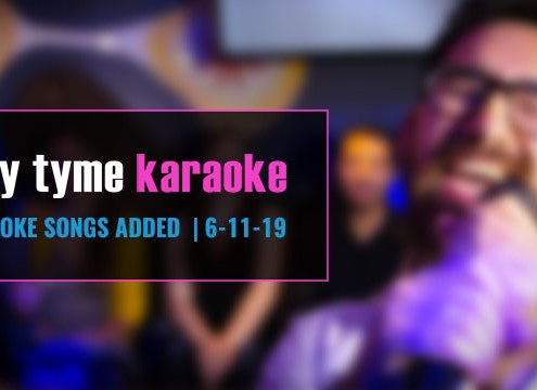 Party Tyme Karaoke Subscription Service update