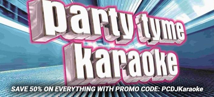 Sale on karaoke songs