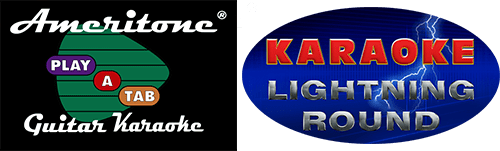 Guitar Karaoke and lightning Round Karaoke