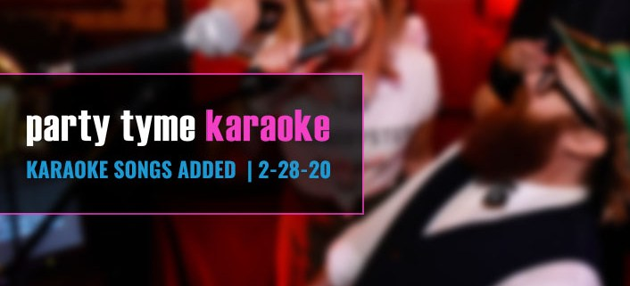 best karaoke system song update