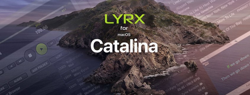 LYRX Catalina Beta