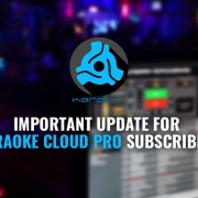 karaoki Update for karaoke cloud pro