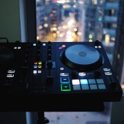 DJ at home