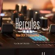 Hercules DJControl Inpulse 300 DEX 3 Support
