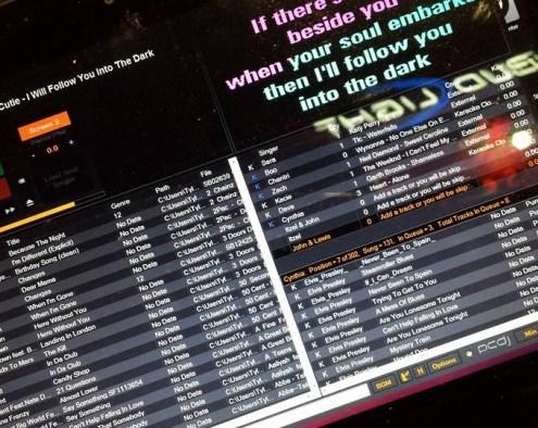 Karaoki karaoke software