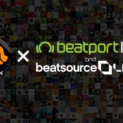 Beatport LINK and Beatsource LINK support for DEX 3 DJ Software