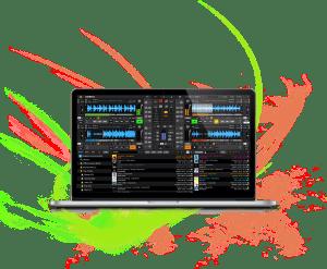 Beatport LINK and Beatsource LINK support for DEX 3 DJ Software