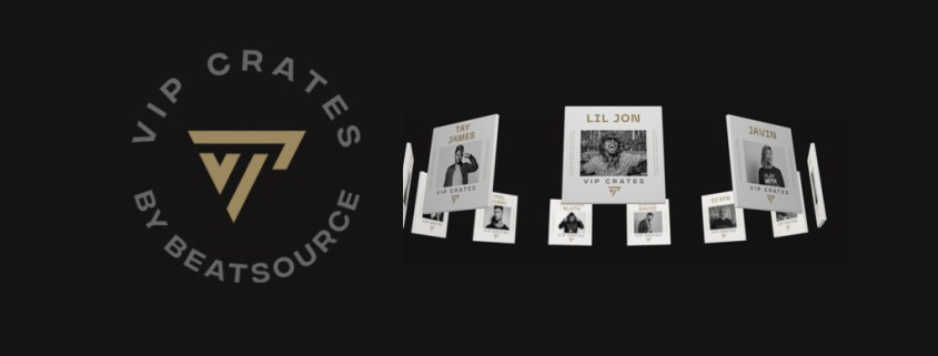 VIP curated playlists from beatsource LINK