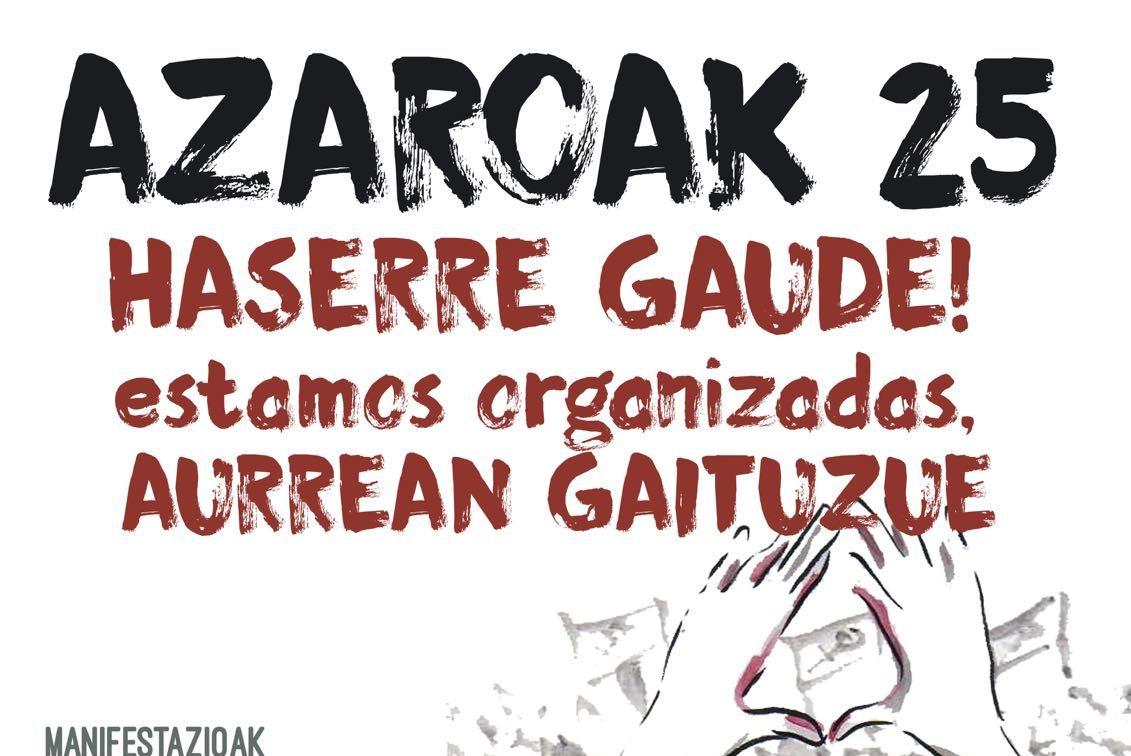 Movilización 25 noviembre por las luchas feministas #NiUnaMenos