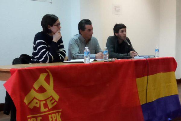Vídeo de la presentación de la revista «Nuestra Bandera» el 3 de mayo de 2017 en Errenteria