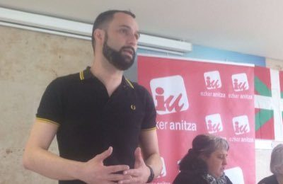 El EPK de Araba participará en la manifestación antinuclear en Miranda de Ebro
