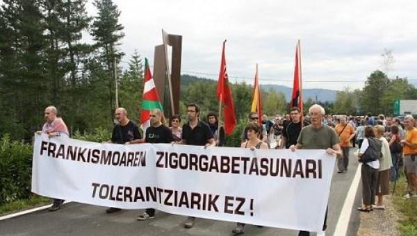 Un juzgado de Bergara ordena investigar los crímenes del franquismo de Elgeta por posible genocidio