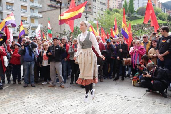 El PCE-EPK junto a Ezker Anitza-IU reivindicará la III República en Eibar este Domingo.