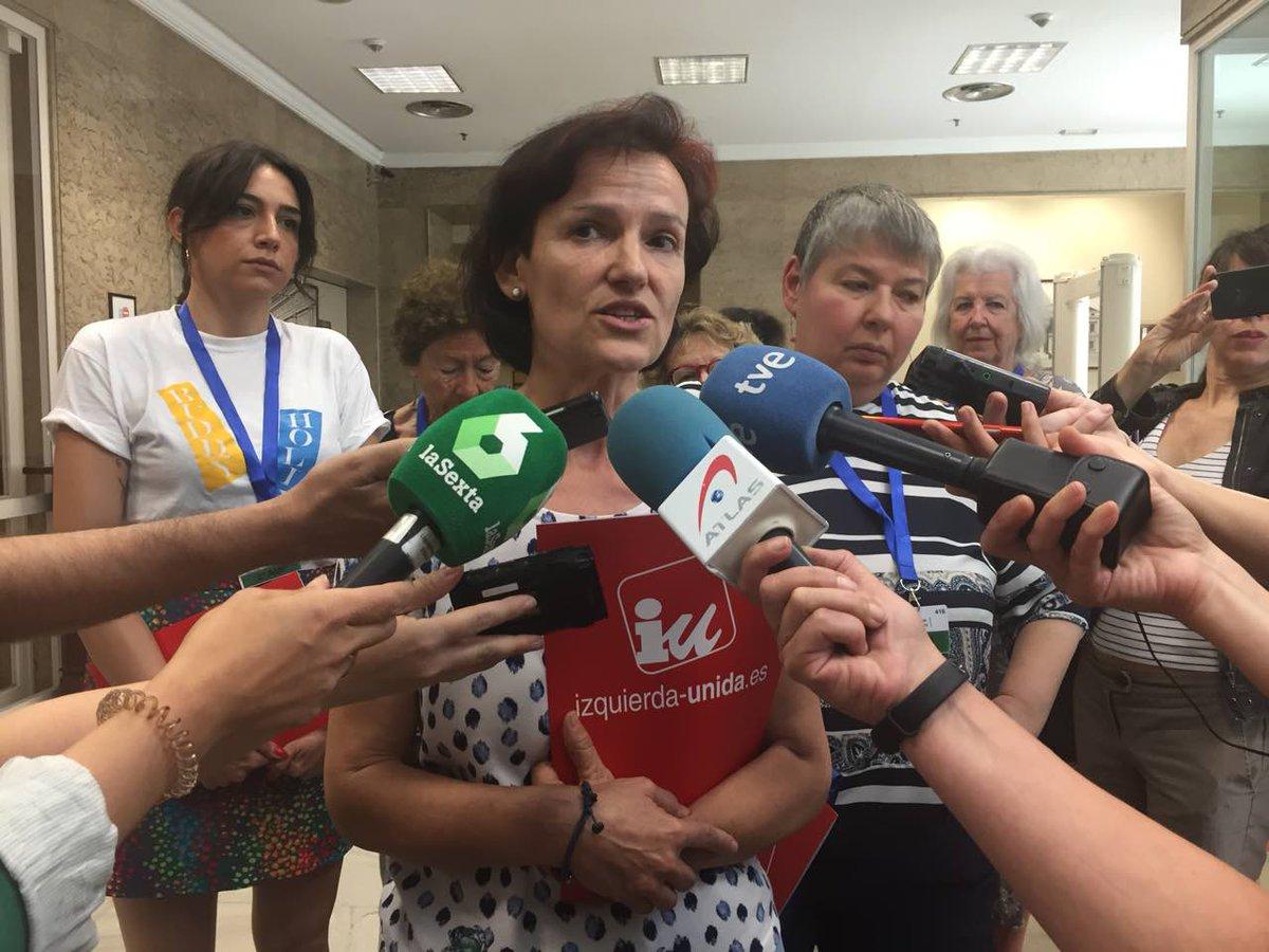 Ezker Anitza-IU e Izquierda Unida de Navarra valoran los resultados electorales.