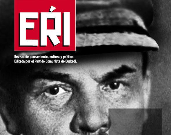 El nuevo número de nuestra revista EŔI  dedicado a Lenin ya está disponible