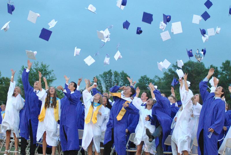 PAHS Graduation