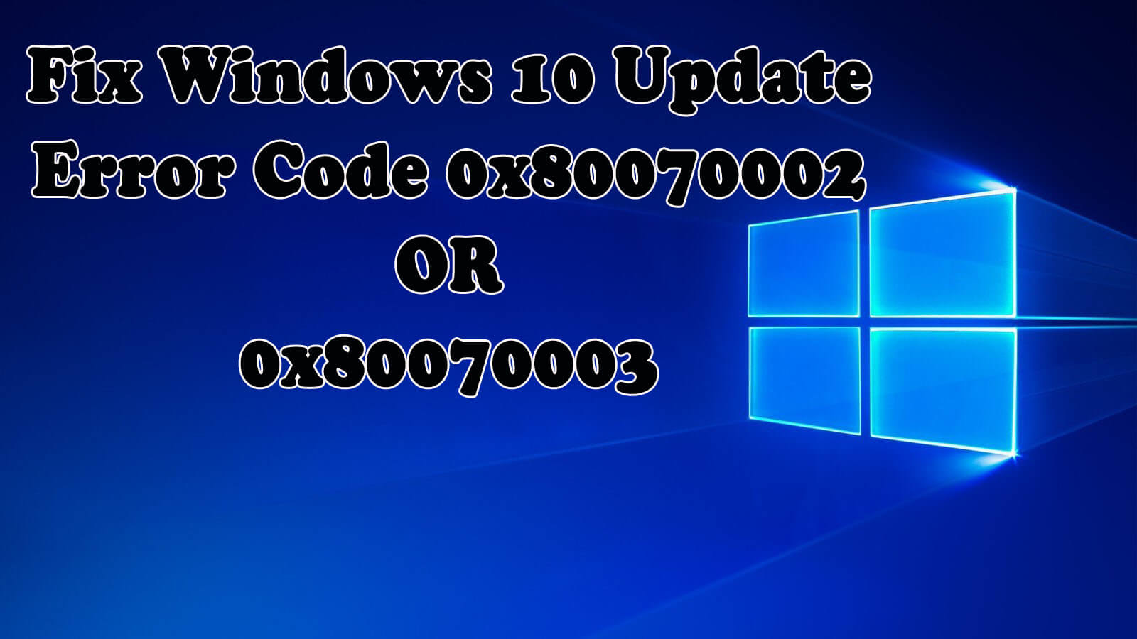 Solved How To Fix Windows 10 Update Error Code 0x Or 0x
