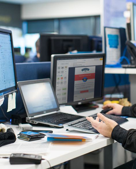 Remote Desktop IT Support – PC Expert Services