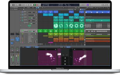 Apple leaks new Logic Pro X Live Loops feature