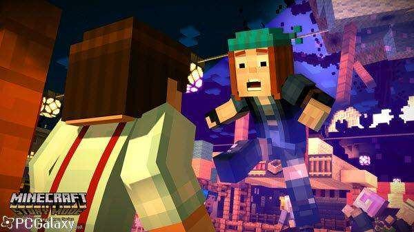 Minecraft Story Mode Episode Two