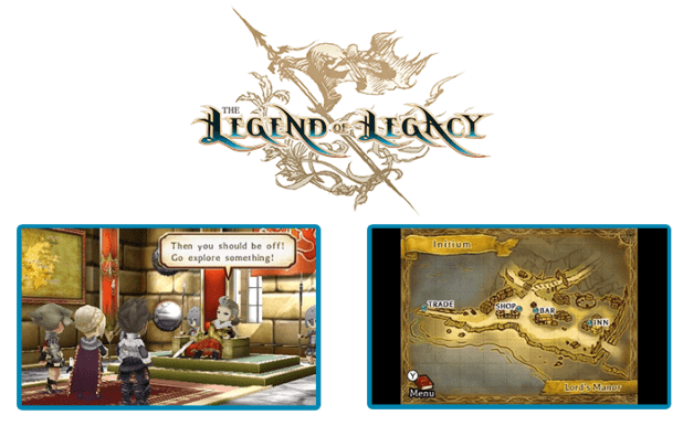 The Legend of Legacy Pictures