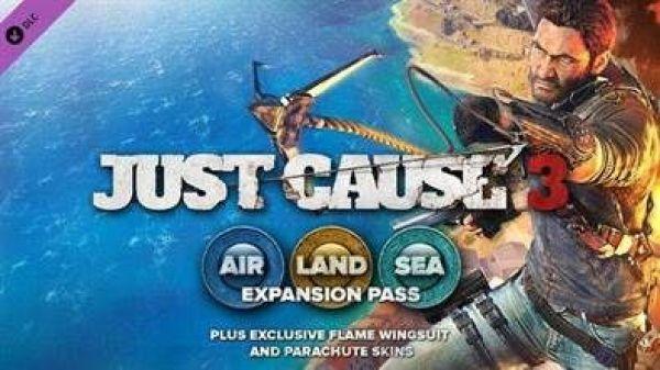 Just Cause 3 DLC