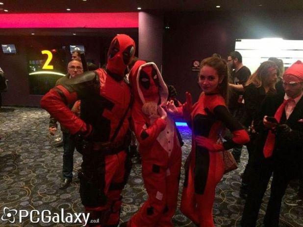 Deadpool Fans