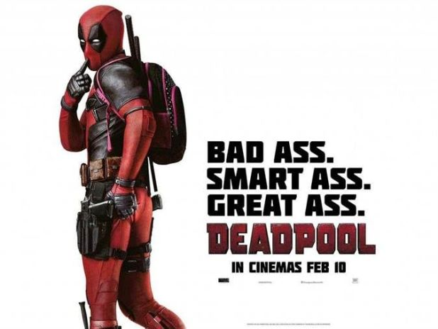 Deadpool Great ASS
