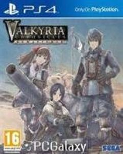 Valkyria Chronicles Remastered Box Art