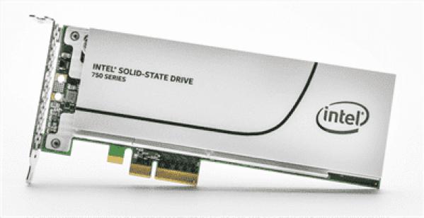 Intel SSD 750 Series