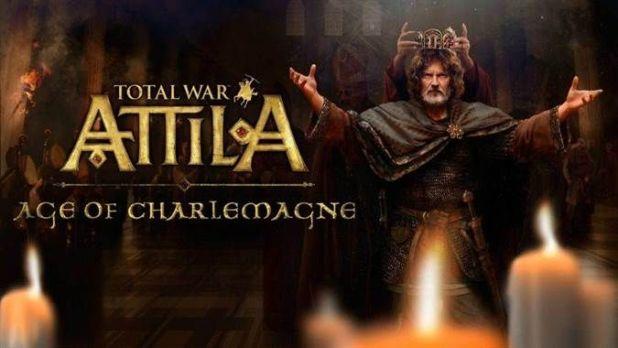Total War Attila Age Of Charlemange